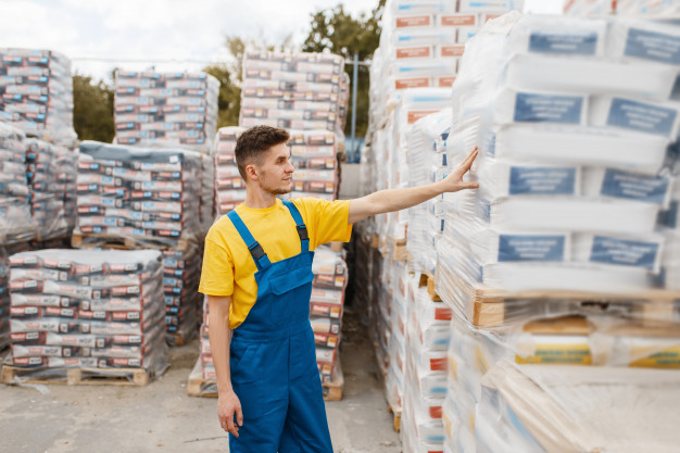 Stavebniny - prodej stavebních materiálů a komponentů